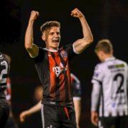 League of Ireland wrap: Bohs beat champs Dundalk; Neale Fenn gets first City win