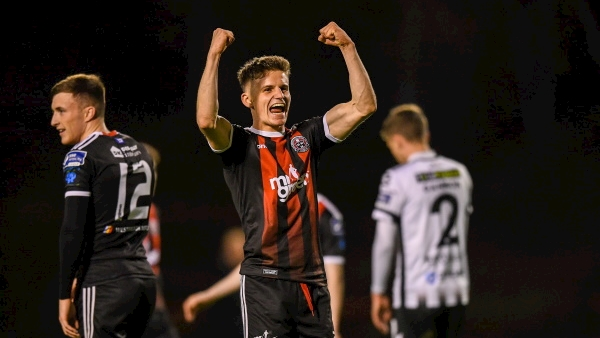 League of Ireland wrap: Bohs beat champs Dundalk; Neale Fenn gets first City win