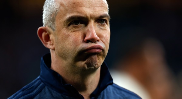 Conor O'Shea calls for 'consistency' as Typhoon Hagibis fallout continues