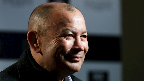 Eddie Jones: 'I don't see any other option that the organisers had'