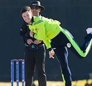 Bowlers win tight game for Ireland against Nepal