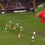 WATCH: Seferovic Slots It Into the Bottom Corner From Outside Of The Box