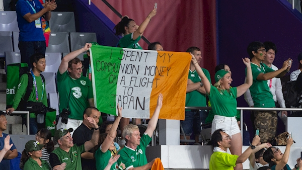 Ireland fans set up Facebook page to help frantic ticket swaps