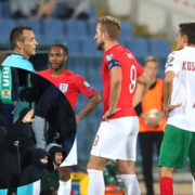 Bulgaria Vs England Stopped Twice Due To Racist Chants From Bulgarian Fans