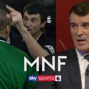 Roy Keane reflects on his famous tunnel spat with Patrick Vieira 😡😡
