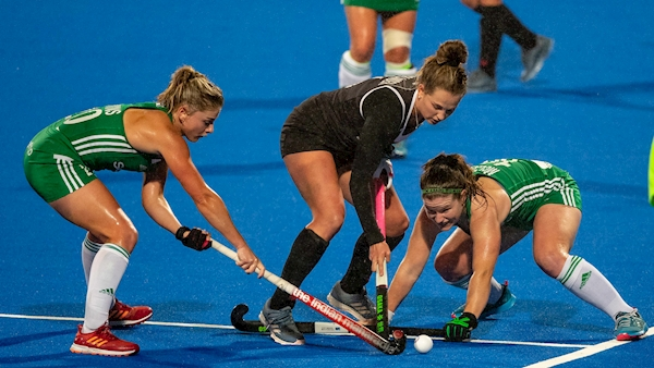 All to play for as Ireland's hockey team as opening Olympic qualifier ends in stalemate