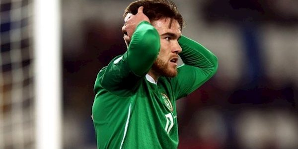 Aaron Connolly off injured for Brighton before big week for Republic of Ireland