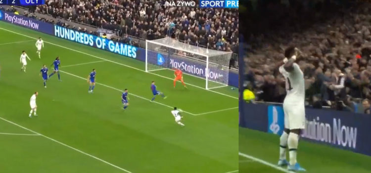 WATCH: Aurier Scores Absolutely Filthy Half Volley. What A Strike!