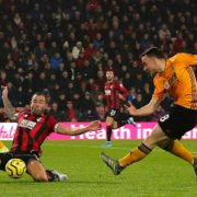Jiminez strikes again as Wolves show their teeth against Bournemouth