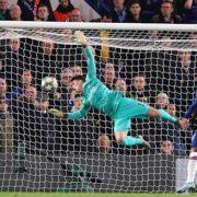 VAR rules out Chelsea winner in eight-goal thriller against nine-man Ajax