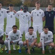 Ireland U19s lose opening European qualifier to Switzerland