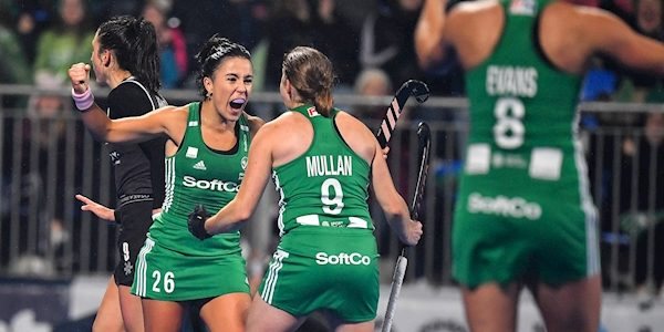 Ireland qualify for the Olympics after sudden death penalty win