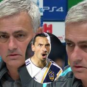 WATCH: Mourinho Answers The Rumours Of 'Zlatan Coming To Spurs'