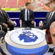 "WATCH: ""A Slip For Liverpool Will Always Happen"" – Jose Mourinho Firing Shots In The Sky Sports Studio"