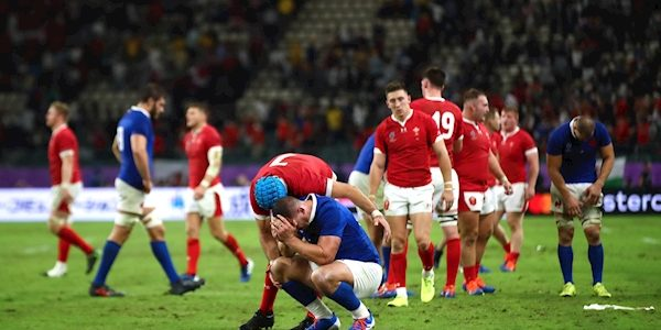 5 memorable moments from the 2019 Rugby World Cup