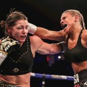 'Bruised but not beaten!': Tributes pour in after Katie Taylor's two-weight championship win