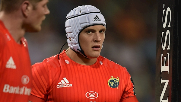 A first start for Keynan Knox among 11 Munster changes