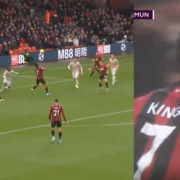 WATCH: Awful Defending From Wan-Bissaka Gifts King A Goal