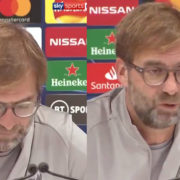 """WATCH: """"Sadio Mane Is Not A Diver, I'm Not In The Mood To Talk About Man City"""" – Jurgen Klopp"""