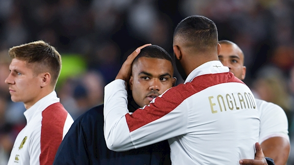 England prop Sinckler admits 'sport is cruel' after World Cup final heartbreak