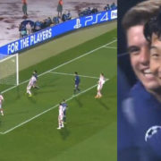 WATCH: Spurs May Just Have Scored One Of The Craziest Goals Of All Time