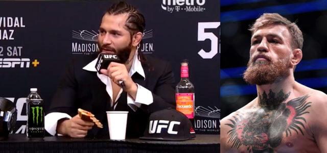 """WATCH: Masvidal Calls McGregor """"F****** Midget… Who Fights Old Men"""""""