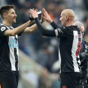 Man City suffer a further title blow as Jonjo Shelvey earns Newcastle a draw