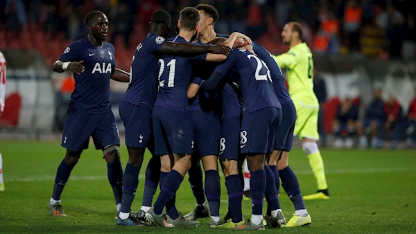 Son Heung-min shines as Tottenham end away-day misery