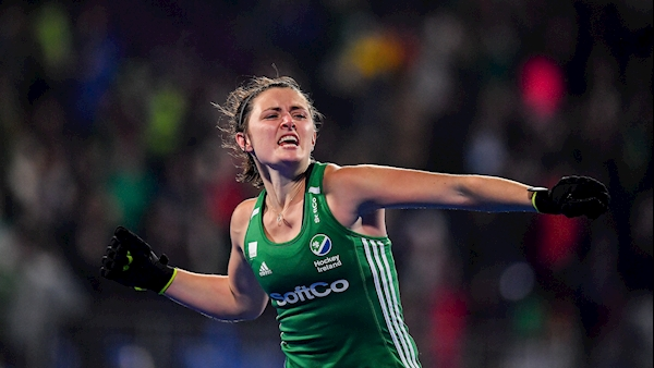 'Hard to put into words what all this means to us' says hockey hero Roisin Upton