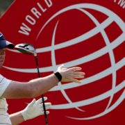 McIlroy's closing eagle moves him second at WGC HSBC Champions