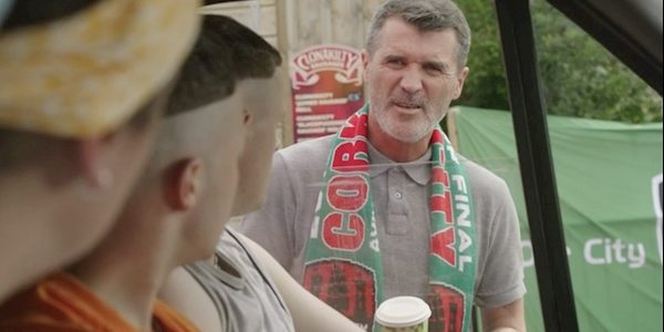 Roy Keane makes cameo appearance on The Young Offenders