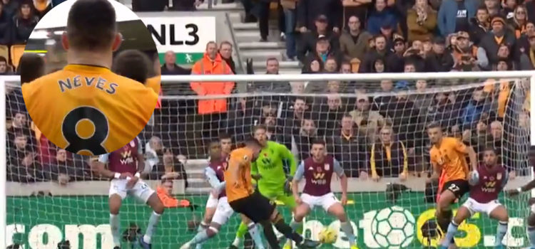 WATCH: Ruben 'Only Scores Bangers' Neves Has Just Scored Another Beauty From Outside Of The Box