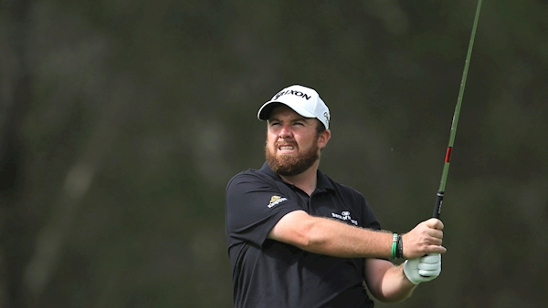 Lowry and Harrington both off the pace in Turkey