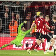 McBurnie rescues point for Blades after youngsters inspire Man Utd comeback