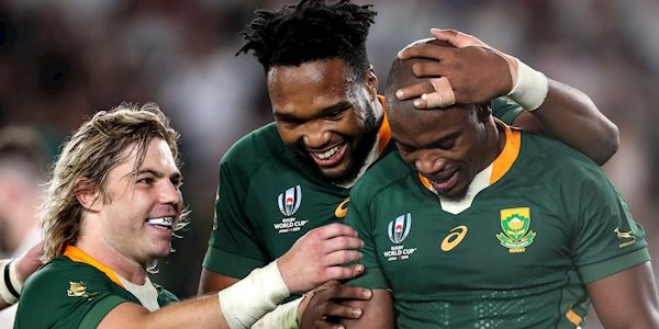 South Africa ease to Rugby World Cup victory