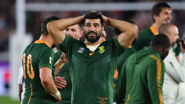 Munster confirm talks with two South Africa World Cup winners