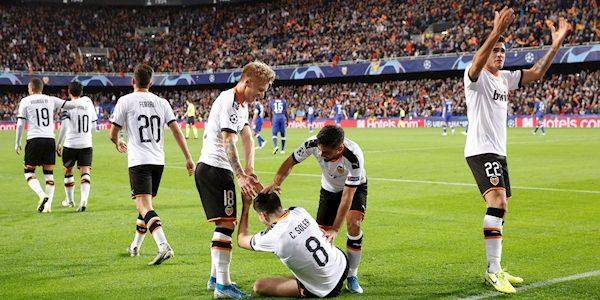 Chelsea forced to wait to secure qualification after draw in Valencia