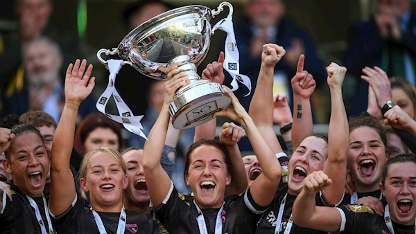 Kylie Murphy winner helps Wexford Youths retain FAI Women's Cup