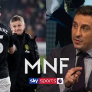 Does Gary Neville think Mauricio Pochettino should replace Ole Gunnar Solskjaer?