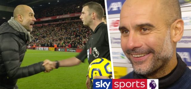 """""""It wasn't sarcastic!' 
