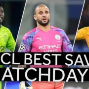 WATCH: Kyle Walker Featured In Official UEFA 'BEST SAVES' Montage