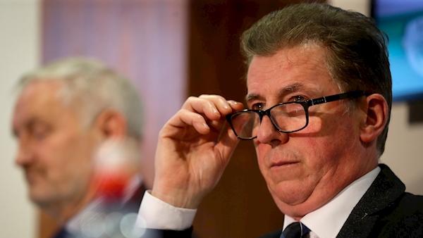 John Earley resigns from FAI board
