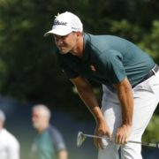 Scott in contention at Australian PGA as Yuan leads heading into weekend