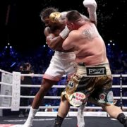 Anthony Joshua wins world heavyweight title rematch against Ruiz Jr