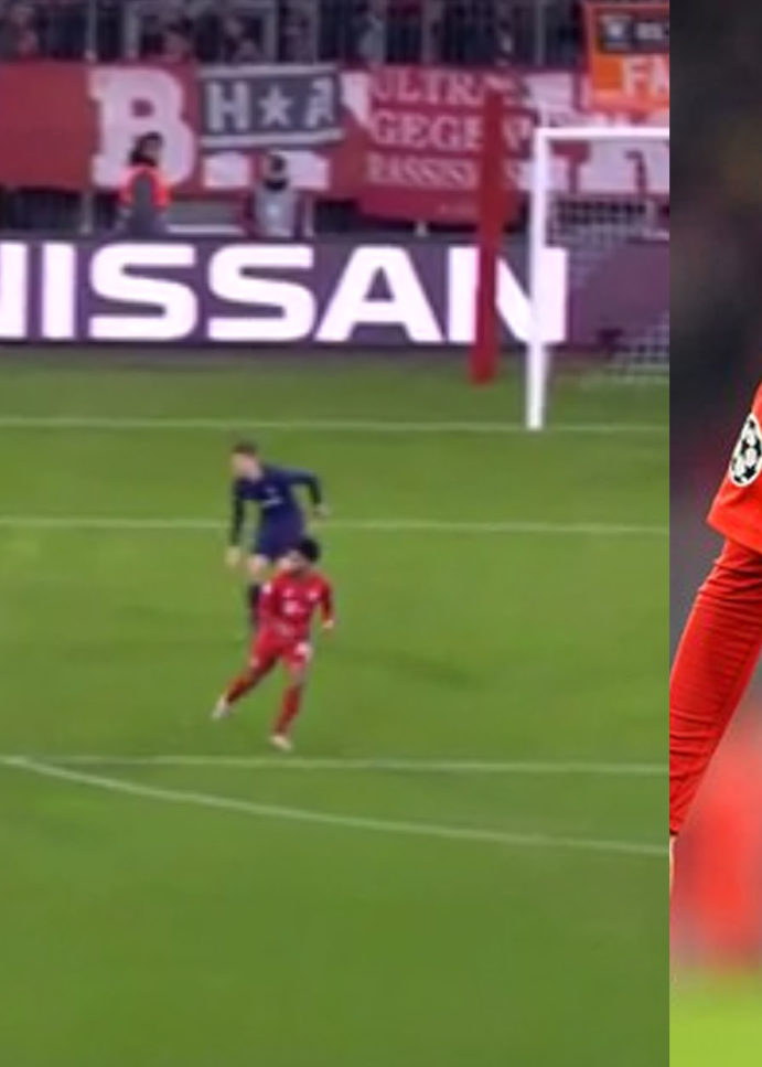 WATCH: Coutinho Curls It Around The Keeper From The Edge Of The Box. Vintage Coutinho!