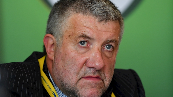 FAI risks Ross wrath and government funding with Cooke's CEO appointment