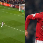 WATCH: Mason Greenwood Has Just Rocketed The Ball Off The Crossbar And Into The Net