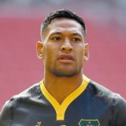 Israel Folau settles legal claim after sacking for homophobic social media post