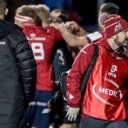 Munster team doctor fined €2,000 for verbal abuse of Saracens player