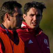 Joey Carbery set for return against Leinster at end of month